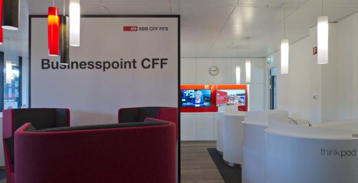 Regus Business Center, Genève - MR&A