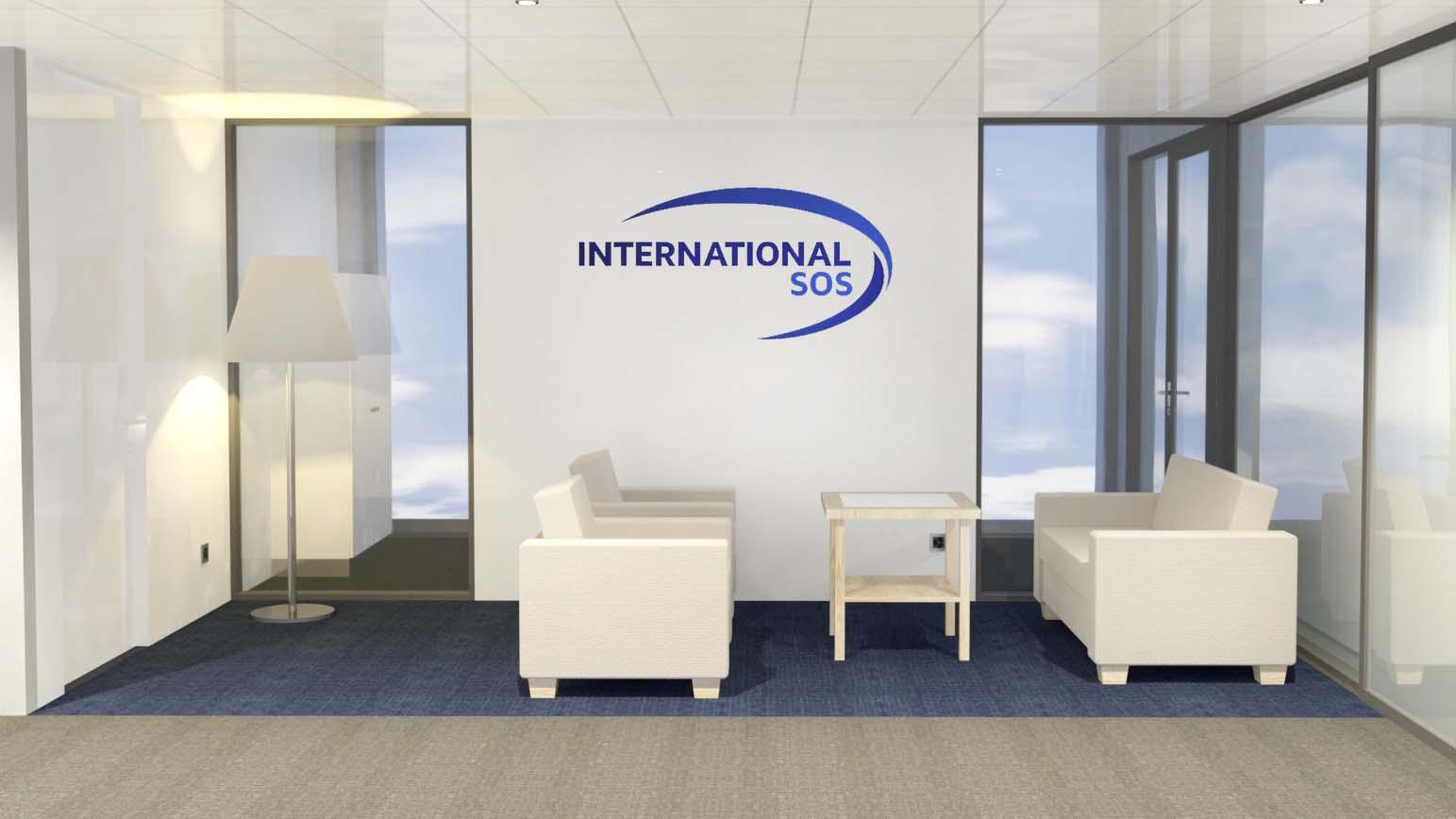 International SOS Space planning