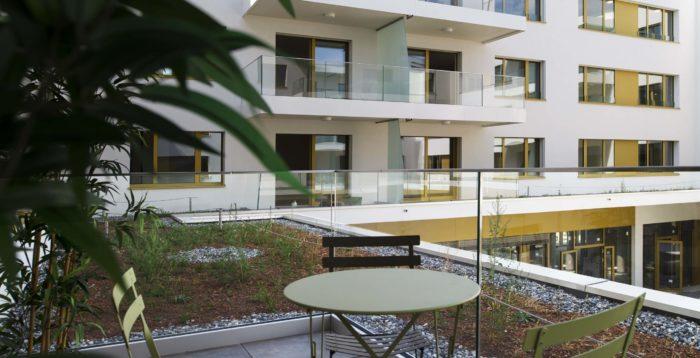 Jardins du Couchant S2, Nyon - MR&A
