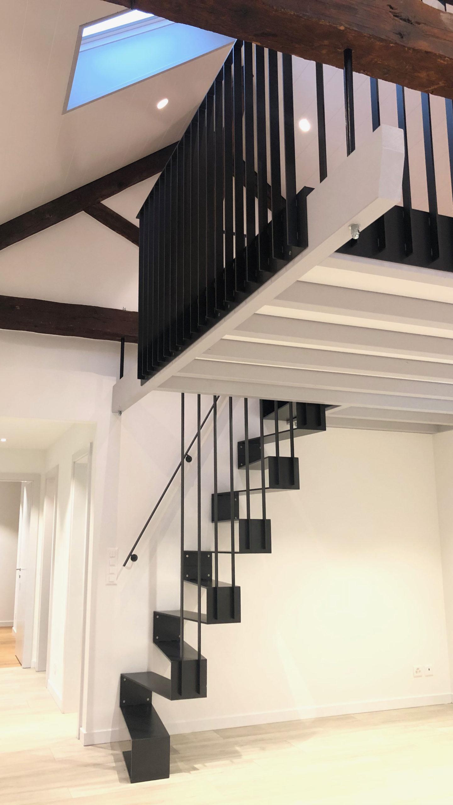 Escalier Coppet