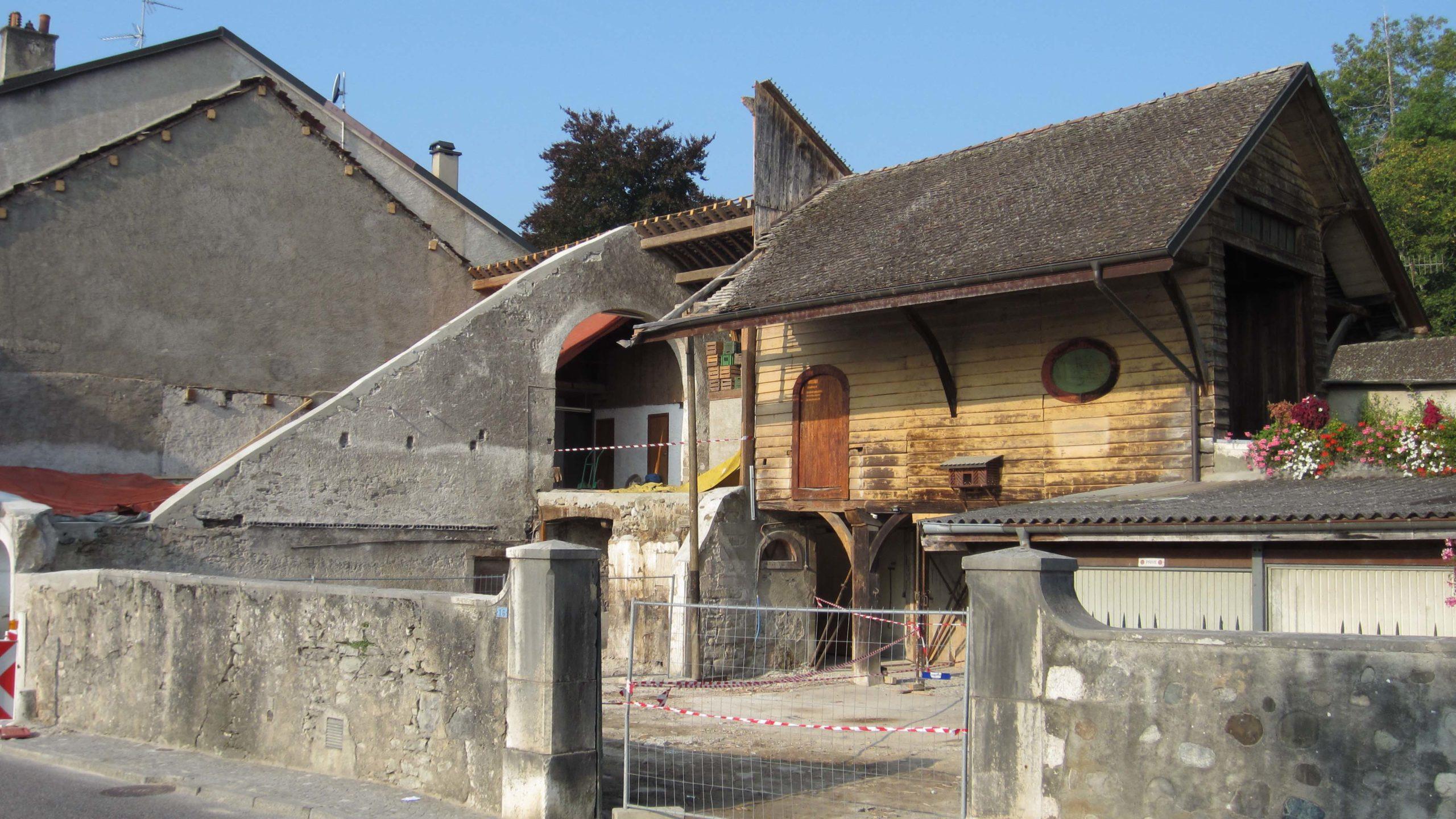 Grand rue 20 Coppet